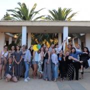 Teilnehmende der Fortbildung in Spanien