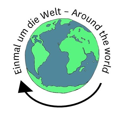 Einmal um die Welt - Around the World
