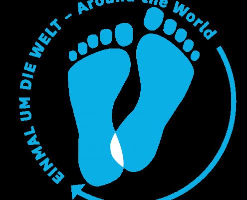 Einmal um die Welt - Logo