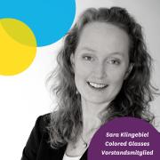 Sara Klingebiel - Colored Glasses Vorstandsmitglied